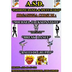"""A.S.D. """"Passione Danza & Spettacolo"""""""