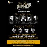 Locandina Hip Hop Festival
