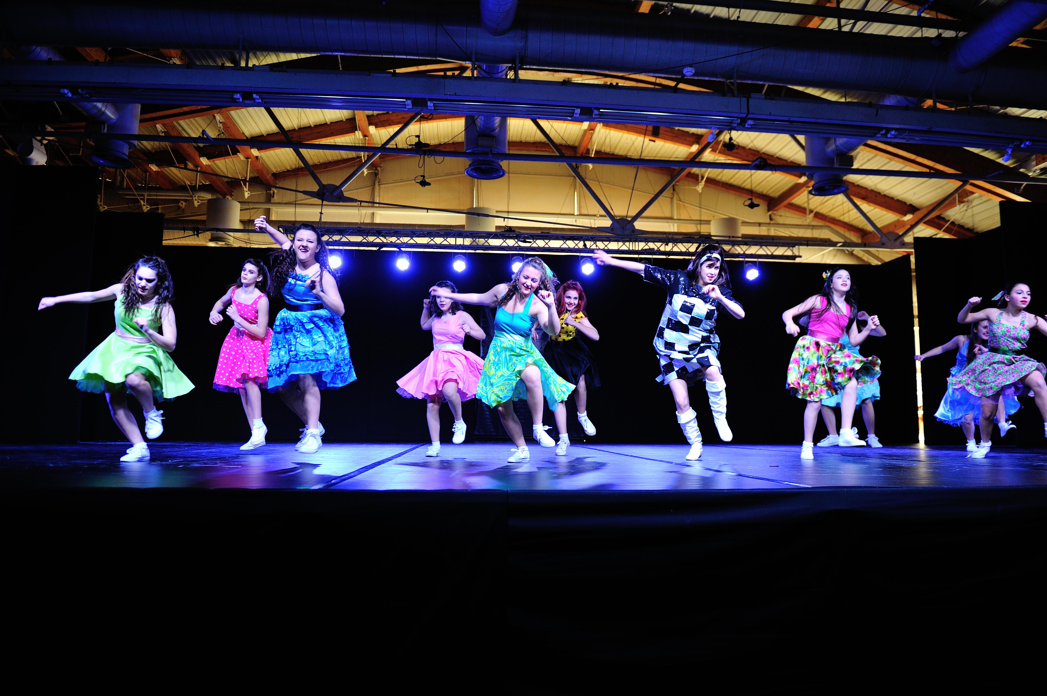 Concorsi, casting e audizioni: i talenti si incontrano a Danzainfiera 2016