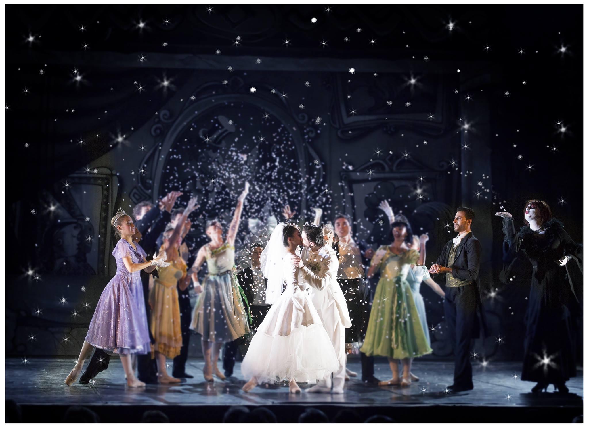 'La Bella Addormentata' del Balletto del Sud e la leggendaria tarantola salentina