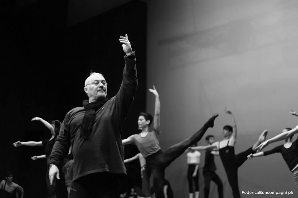 Settimana Internazionale della Danza di Spoleto. Intervista allo stage manager Piero Martelletta