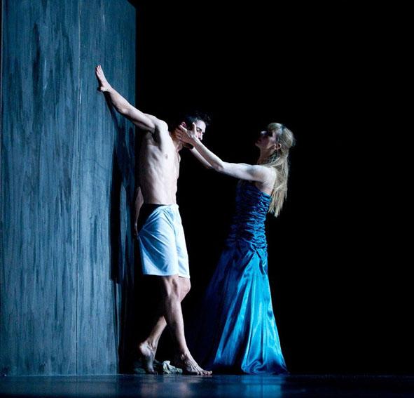 Debutta a Pisa la nuova creazione di Walter Matteini e Ina Broeckx, INFAUST, per la versatile e talentuosa imPerfect Dancers Company