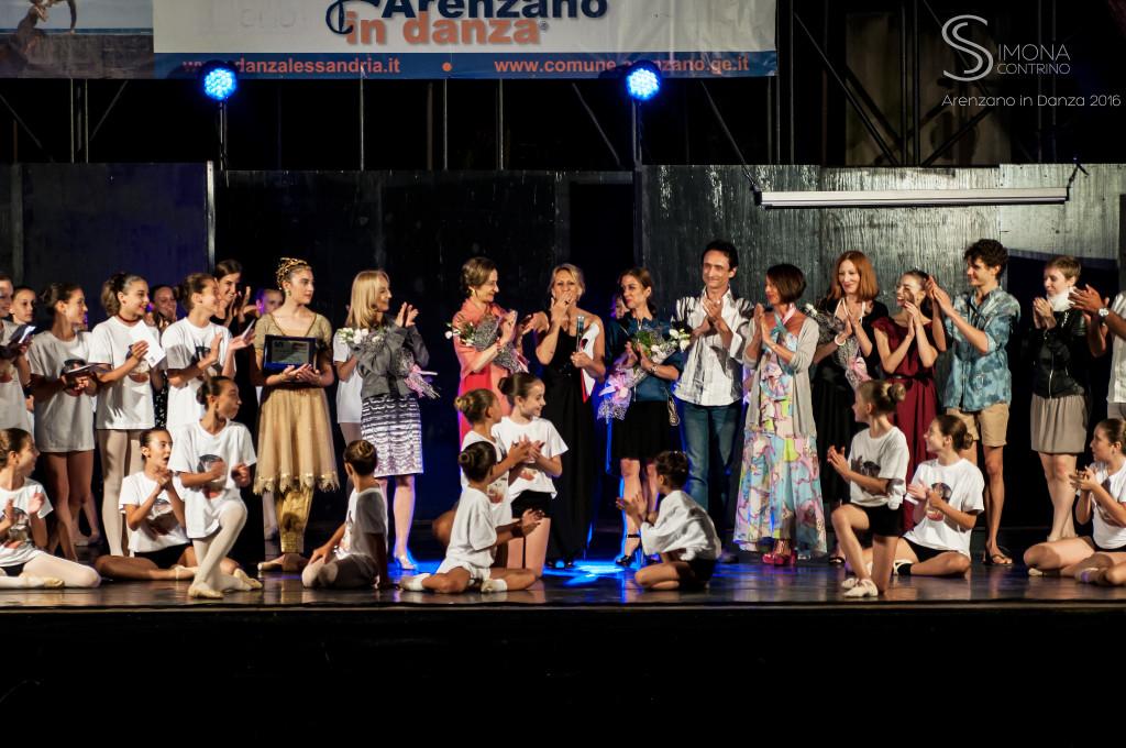 Si è conclusa la 21° edizione di ArenzanoInDanza. Tanti i premi assegnati ai grandi della danza e dello spettacolo