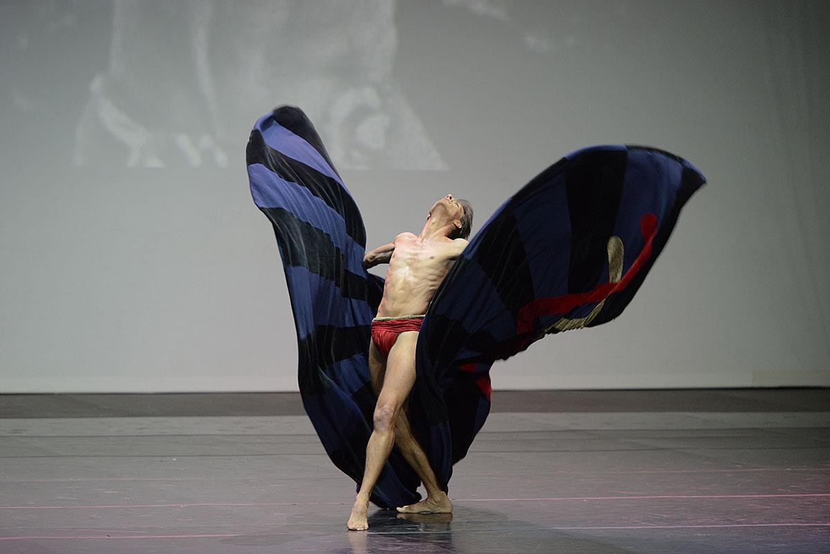 Tecniche di danza moderna, un progetto di Caterina Rago. Intervista a Maurizio Nardi
