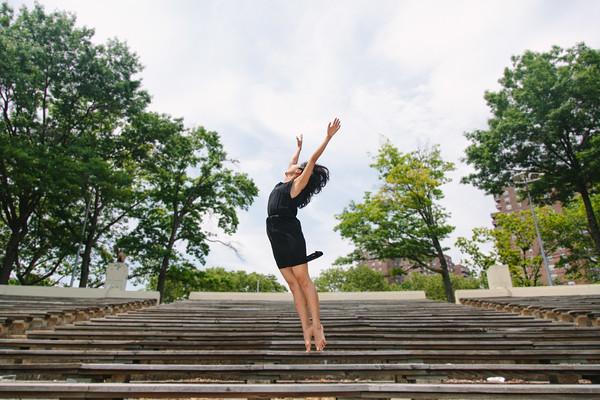 Tecniche di danza moderna. Intervista a Ryoko Kudo