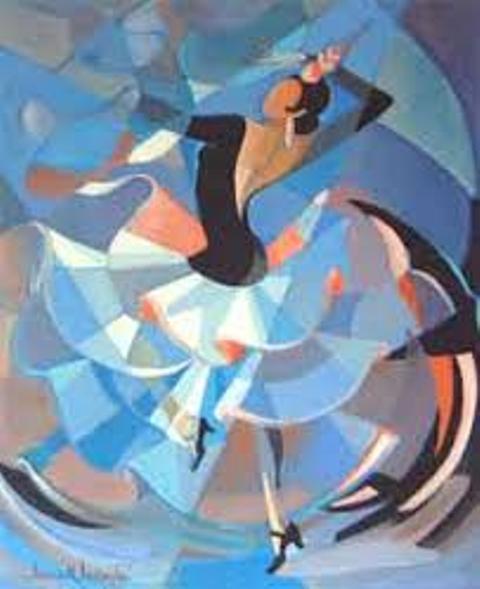 Il 12 e il 13 novembre a CosiArte stage di flamenco e danze spagnole con Silvia Di Sabatino