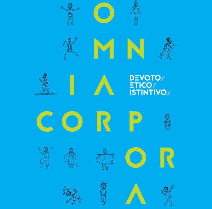 OMNIA CORPORA presentazione del nuovo volume di Roberto Zappalà al Torinodanza Festival