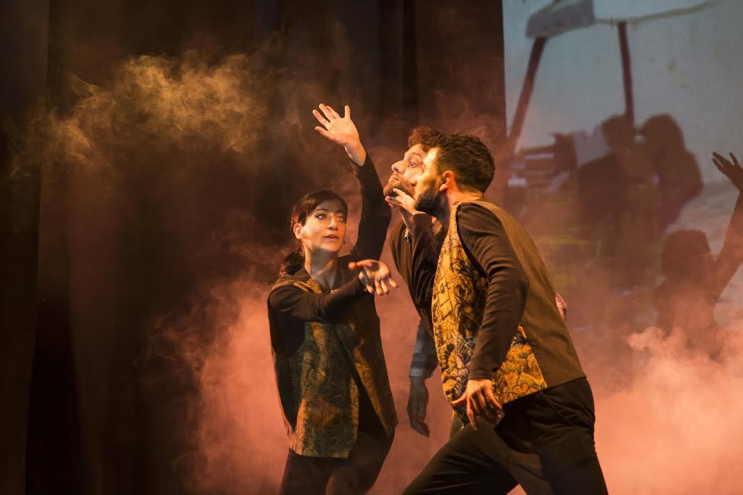 L'ALCHIMISTA BIANCO La nuova co-produzione di teatro-danza per ragazzi firmata Brecht/Excursus