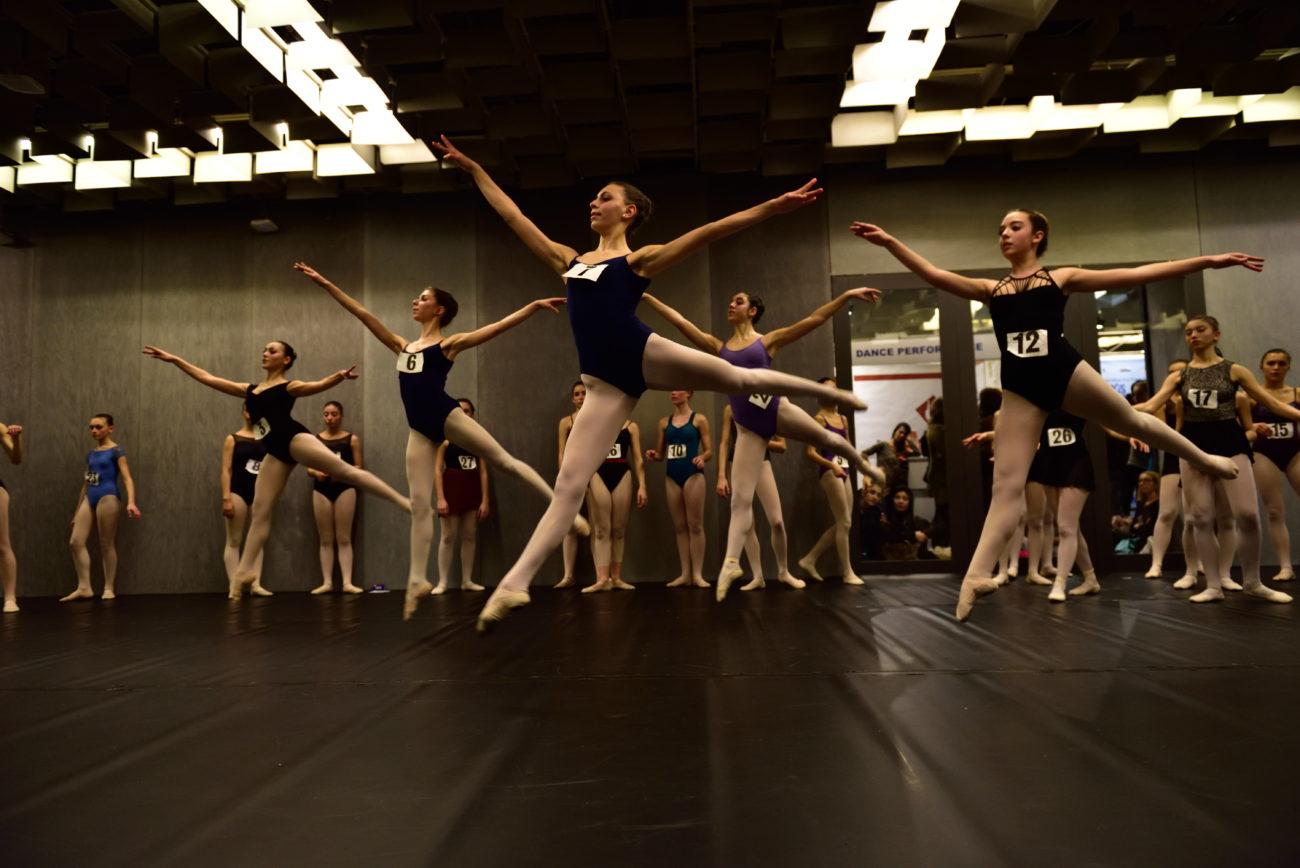 La giornata dei talenti della danza a Firenze. Concorsi, casting e audizioni nella seconda giornata di Danzainfiera