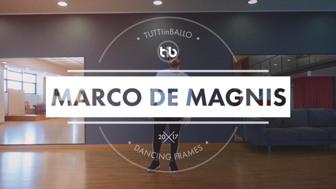 Tutti in ballo, il laboratorio d'immagine dedicato al mondo della danza