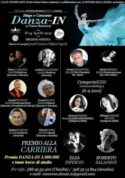 DANZA-IN. Intervista ai direttori artistici Fontano e Vagnoli