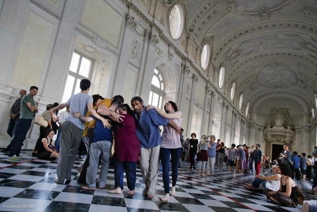 A Novara l'evento ALTISSIMA POVERTA', percorso coreografico ideato da Virgilio Sieni