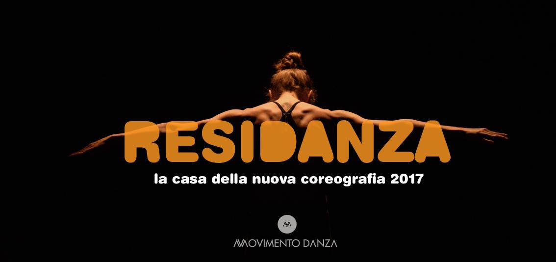 Residanza – La casa della nuova coreografia. Quinta edizione