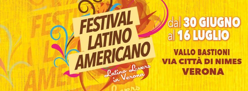 Latino Lovers in Verona V EDIZIONE