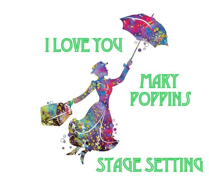 Mary Poppins I love you. Laboratorio di canto e danza per allievi dai 5 ai 12 anni