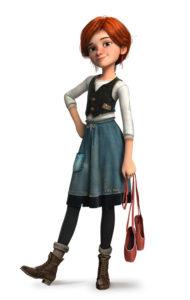 Ballerina-dal film di animazione